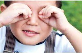 Những bài tập giúp giảm mỏi mắt, rất cần thiết cho học trò